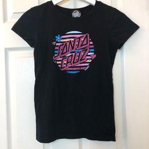 Girls Santa Cruz T-Shirt